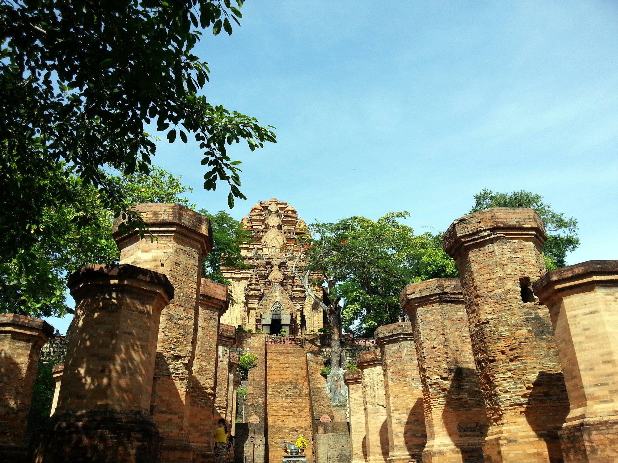 Po Nagar Temple in Nha Trang